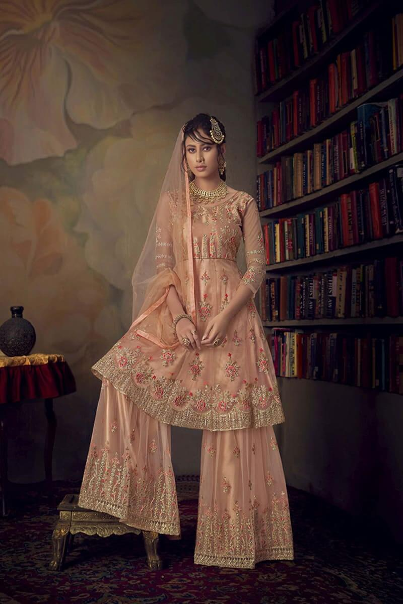 Indian Salwar Kameez Karma 846 Series Wedding Collection 848
