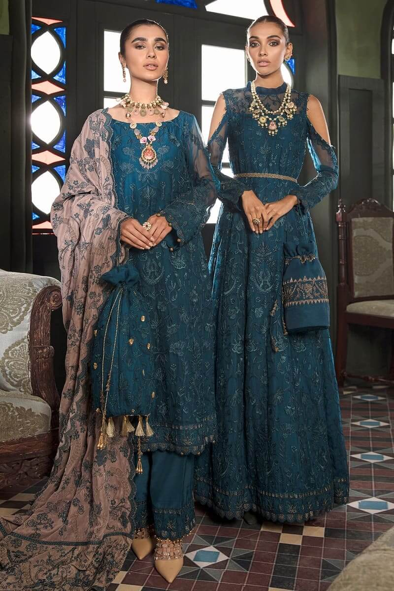 Mehrak Festive Collection 2020 by Iznik Pakistani Suits IVC20-08