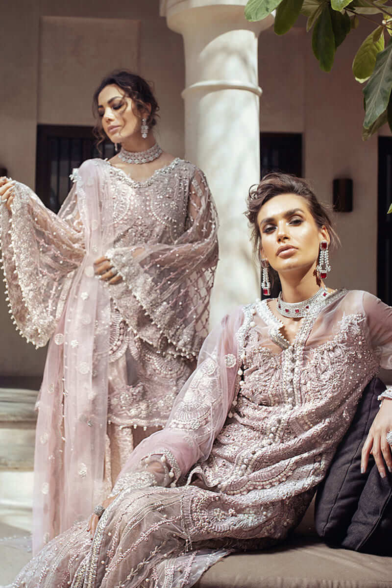 Mushq Trousseau De Luxe Wedding Collection 2020 Salwar Suits MTL20-3