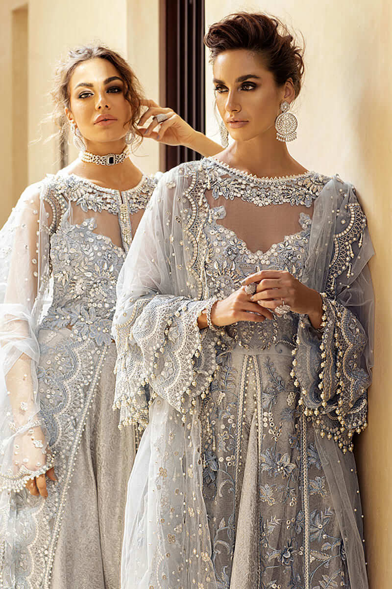 Mushq Trousseau De Luxe Wedding Collection 2020 Salwar Suits MTL20-4