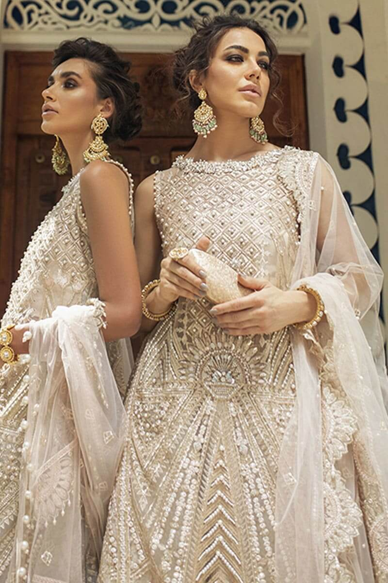 Mushq Trousseau De Luxe Wedding Collection 2020 Salwar Suits MTL20-5