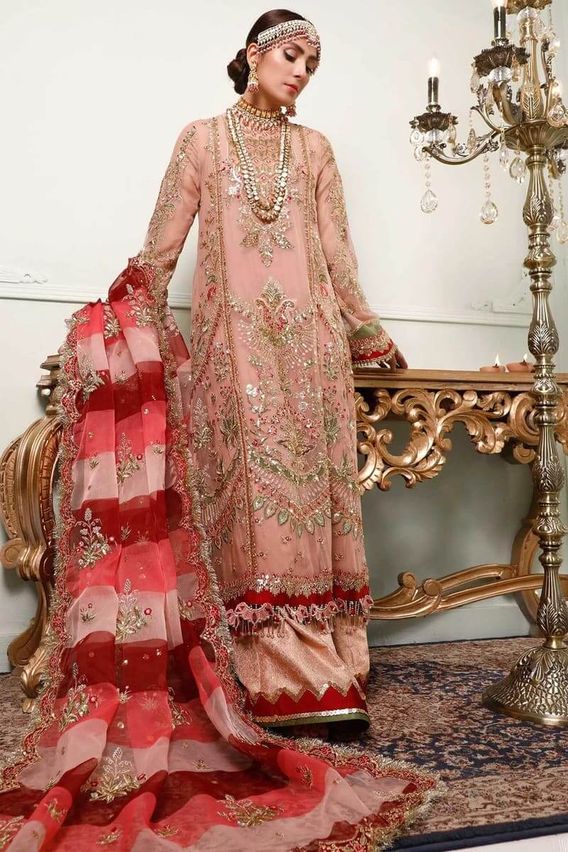 Noor Festive Collection 2020 By Saadia Asad Pakistani Suits D-5