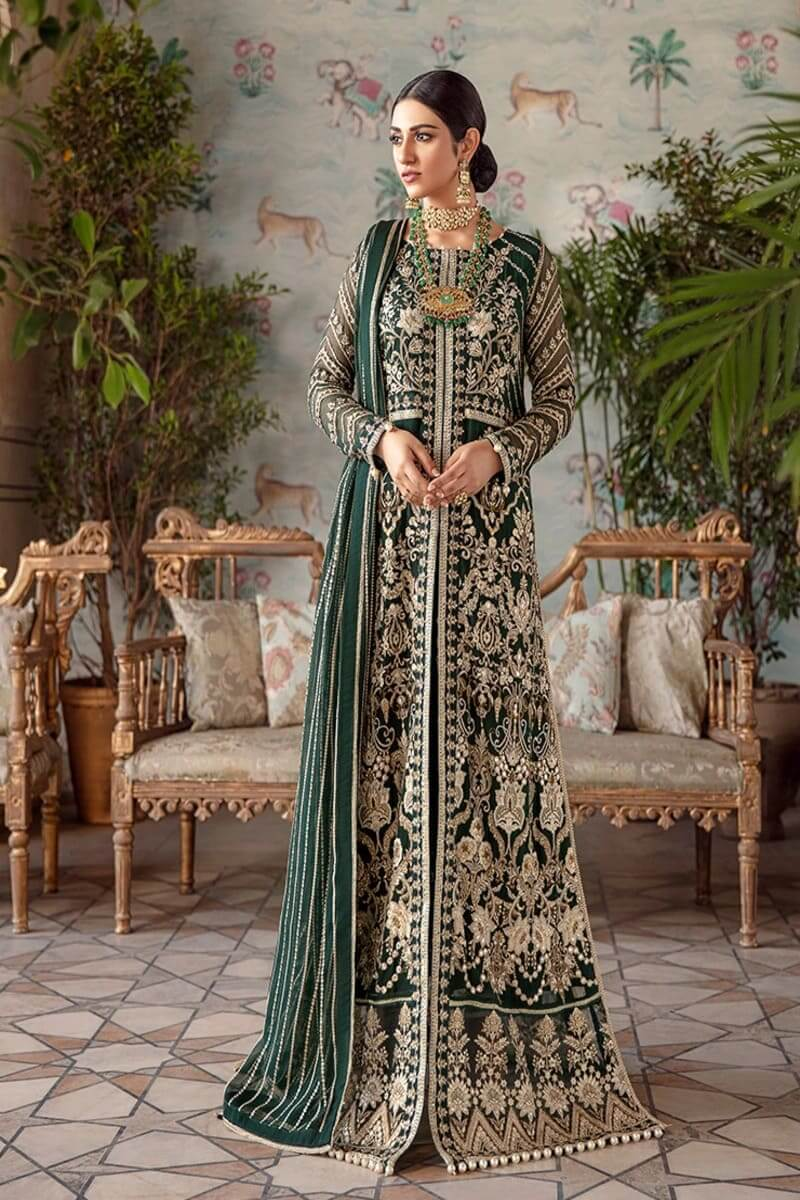 Afrozeh Shehnai Wedding Collection 2020 Pakistani Suits MASTANI