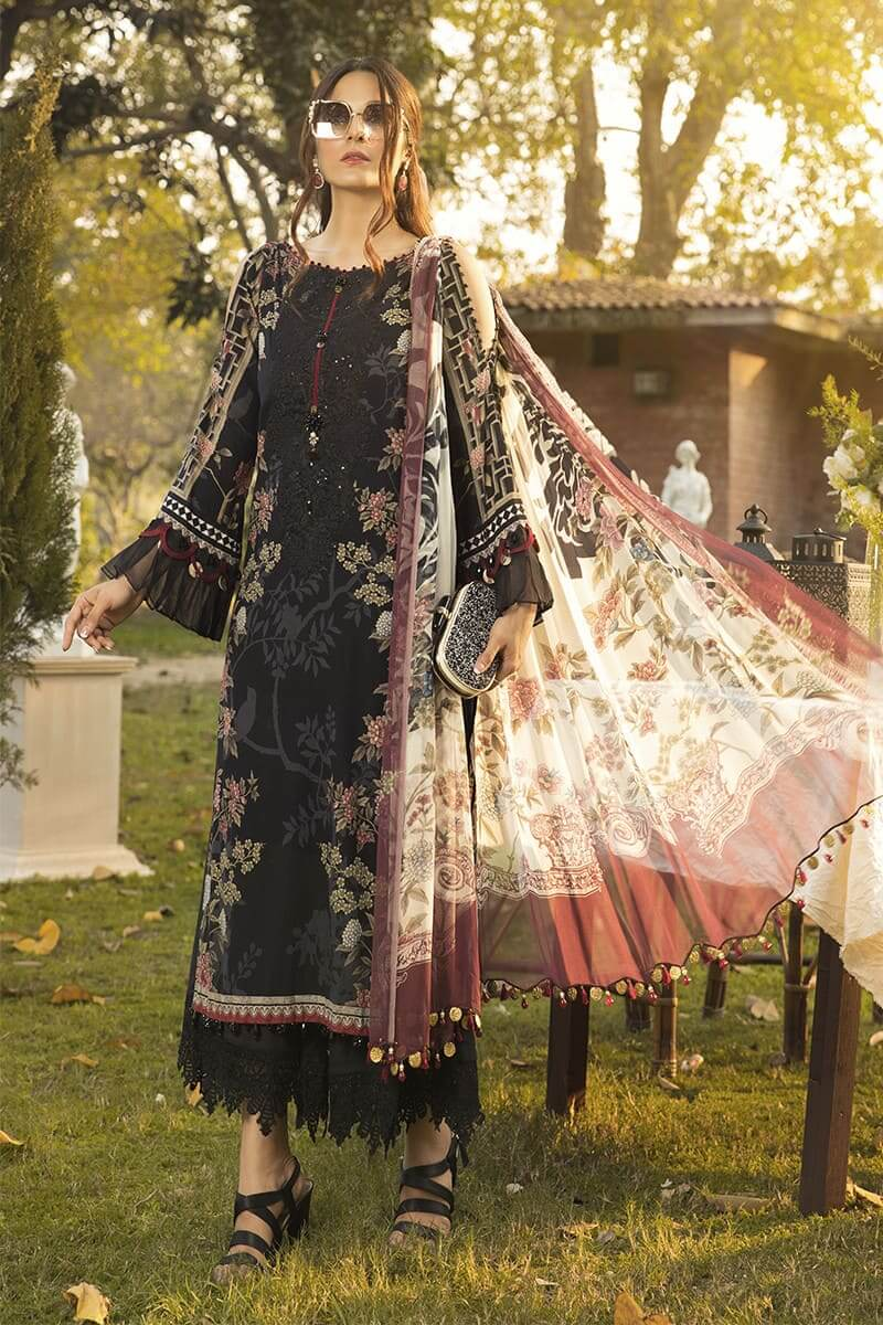 M.Prints Summer 2020 By Mariab Pakistani Suits MPT-808-B