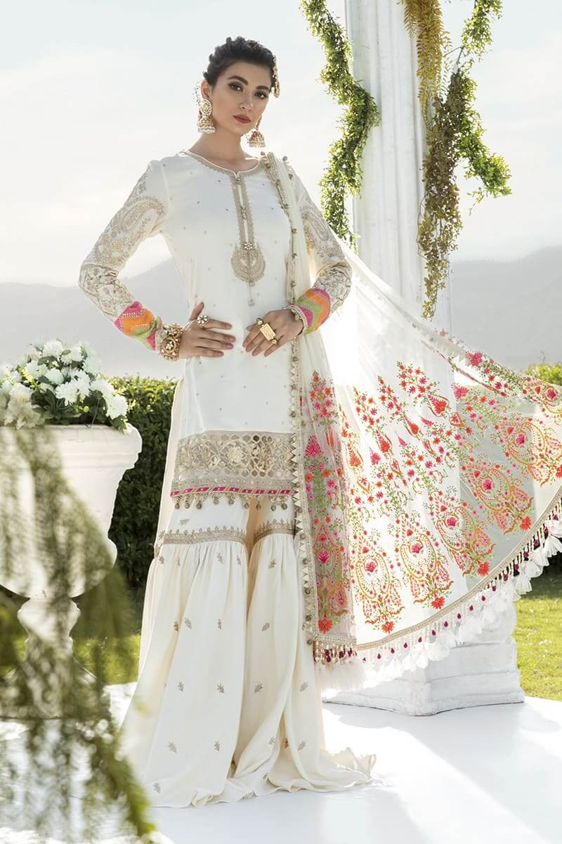 MariaB Sateen Fall Winter Collection 2020 Pakistani Suits CST-305