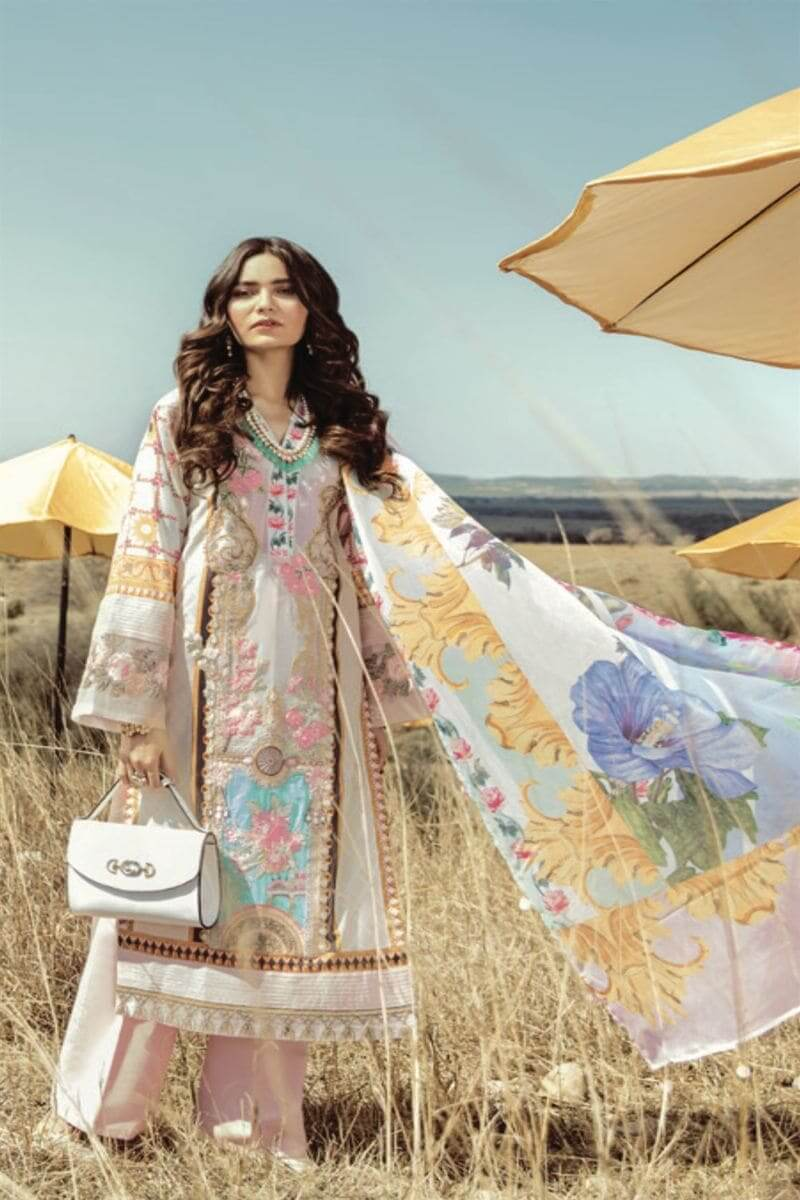 Rouche Luxury Signature Summer Lawn Collection 2020 Pakistani Suits 03