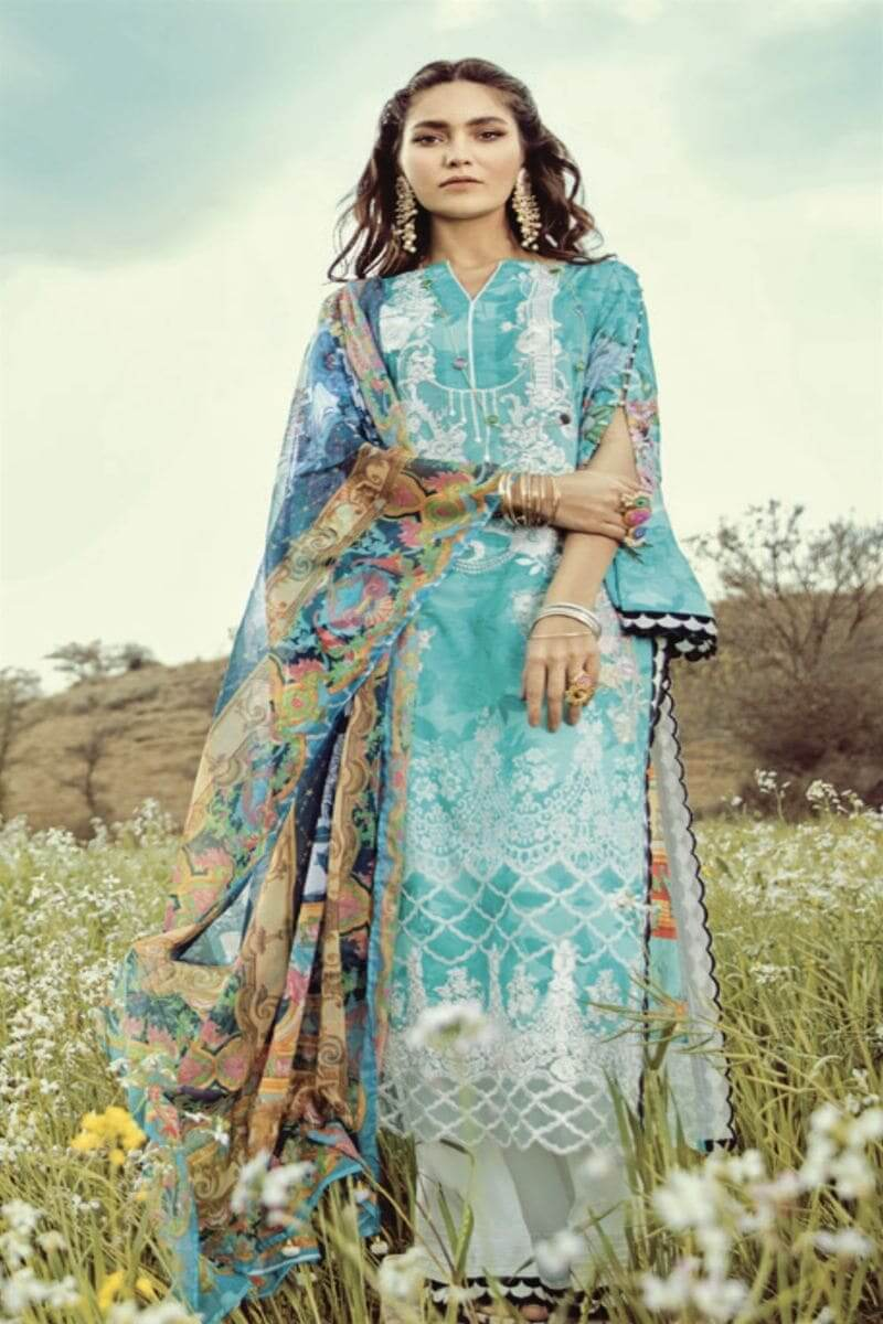 Rouche Luxury Signature Summer Lawn Collection 2020 Pakistani Suits 06