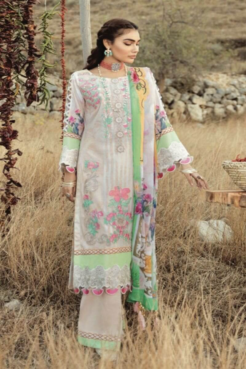Rouche Luxury Signature Summer Lawn Collection 2020 Pakistani Suits 12