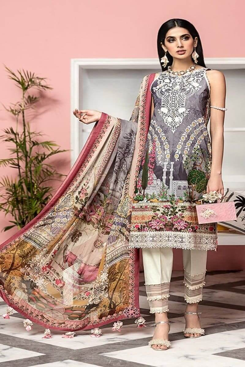 Viva Lawn 2020 by Anaya Kiran Chaudhry Pakistani Suits VL20-03A JULIA