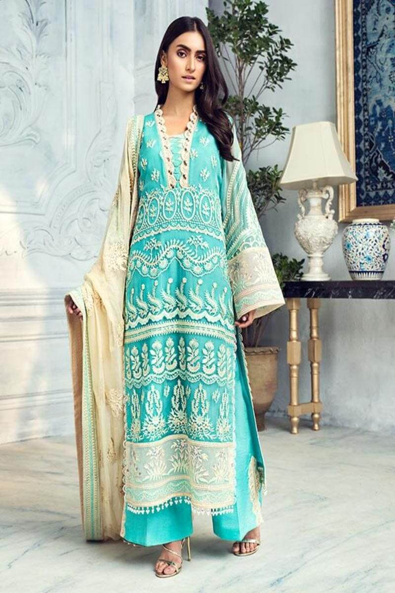 Chimere Luxury Chiffon 2021 by Serene Premium S-1029