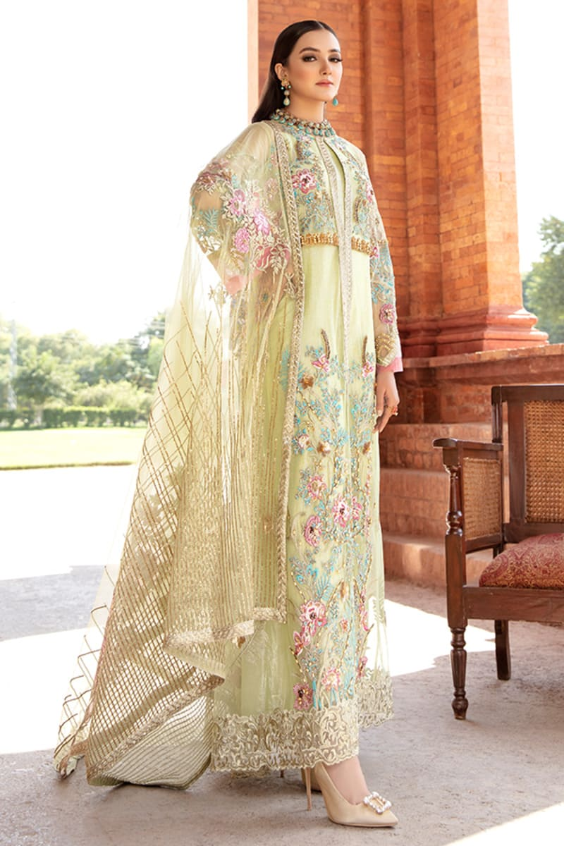 Regance Collection 2021 by Imrozia Pakistani Salwar Kameez I-121