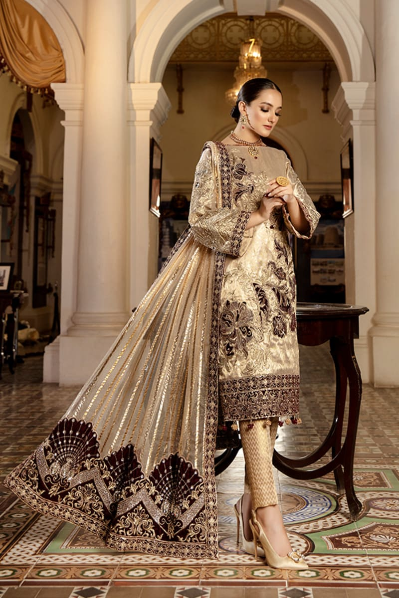 Regance Collection 2021 by Imrozia Pakistani Salwar Kameez I-128