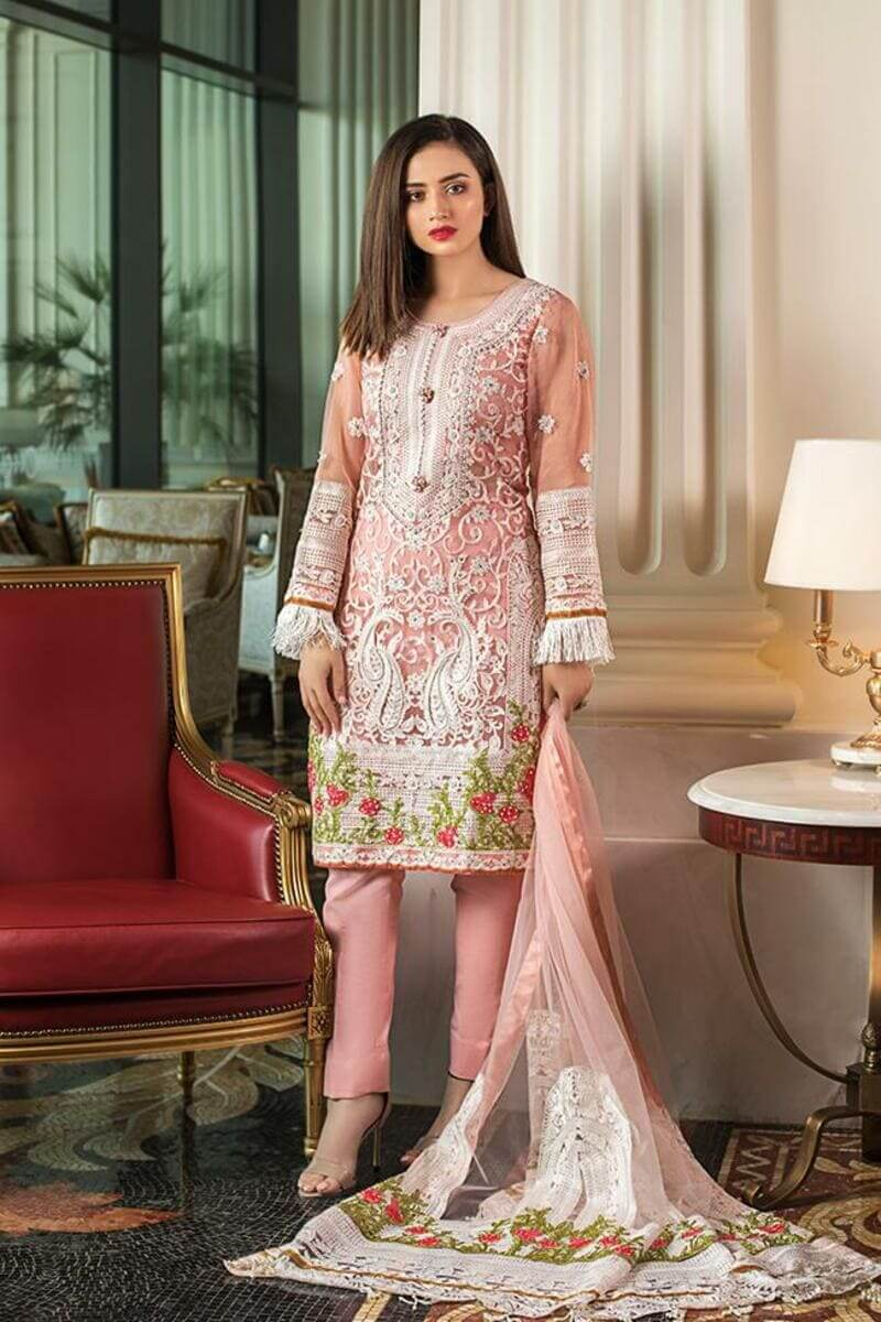 Mahiymaan Lawn Collection 2021 by Al Zohaib Pakistani Suits ML-07