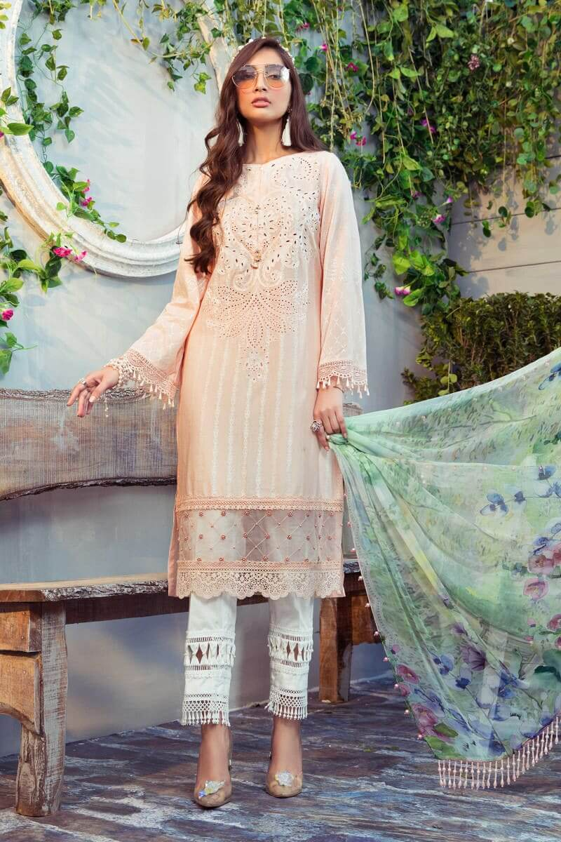 Mariab M.Prints Summer 2021 Pakistani Suits MPT-1011-B
