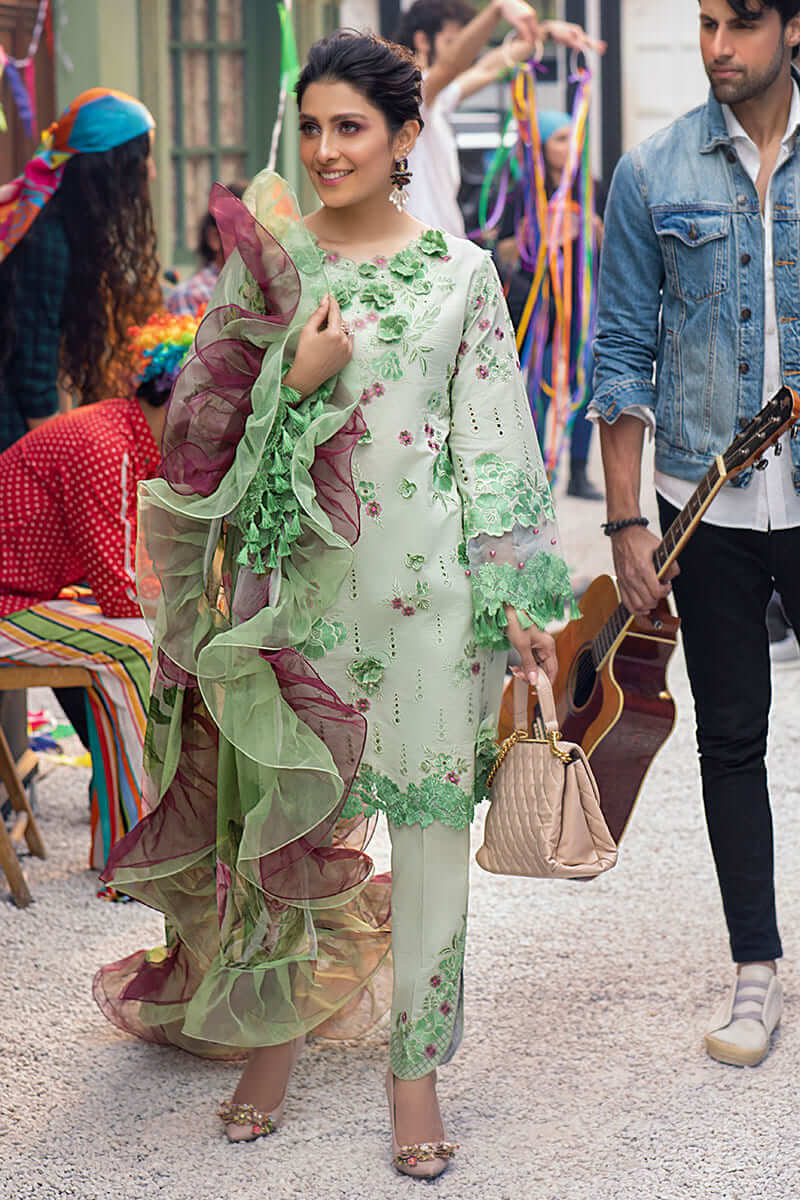 Mushq Lawn Collection 2021 Summer Suits MLL-09 AMBROSIA